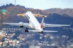 suu451さんが、伊丹空港で撮影したジェイ・エア ERJ-190-100(ERJ-190STD)の航空フォト(写真)
