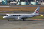 神宮寺ももさんが、伊丹空港で撮影したジェイ・エア ERJ-170-100 (ERJ-170STD)の航空フォト(写真)