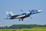 はるかのパパさんが、茨城空港で撮影した航空自衛隊 F-15DJ Eagleの航空フォト(写真)