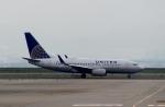 ハピネスさんが、関西国際空港で撮影したユナイテッド航空 737-724の航空フォト(写真)