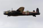 Tomo-Papaさんが、フェアフォード空軍基地で撮影したイギリス企業所有 683 Lancaster B1の航空フォト(写真)