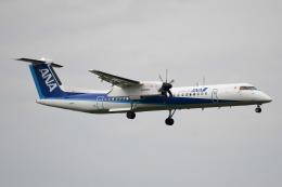 panchiさんが、成田国際空港で撮影したANAウイングス DHC-8-402Q Dash 8の航空フォト(飛行機 写真・画像)
