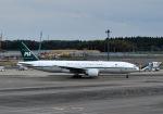 くーぺいさんが、成田国際空港で撮影したパキスタン国際航空 777-2Q8/ERの航空フォト(写真)