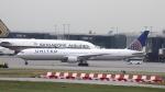 誘喜さんが、ロンドン・ヒースロー空港で撮影したユナイテッド航空 767-424/ERの航空フォト(写真)