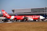 Nao0407さんが、中部国際空港で撮影したタイ・エアアジア・エックス A330-343Xの航空フォト(写真)