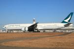 Nao0407さんが、中部国際空港で撮影したキャセイパシフィック航空 777-367/ERの航空フォト(写真)