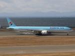 6500さんが、中部国際空港で撮影した大韓航空 777-3B5/ERの航空フォト(写真)