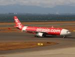 6500さんが、中部国際空港で撮影したタイ・エアアジア・エックス A330-343Xの航空フォト(写真)