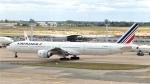 誘喜さんが、パリ オルリー空港で撮影したエールフランス航空 777-328/ERの航空フォト(写真)
