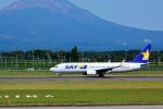 HS888さんが、鹿児島空港で撮影したスカイマーク 737-86Nの航空フォト(写真)