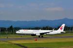 HS888さんが、鹿児島空港で撮影した中国東方航空 A321-211の航空フォト(写真)