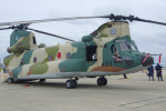 apphgさんが、那覇空港で撮影した航空自衛隊 CH-47J/LRの航空フォト(写真)