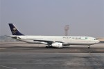 BTYUTAさんが、カイロ国際空港で撮影したサウディア A330-343Xの航空フォト(写真)