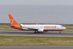 kuro2059さんが、中部国際空港で撮影したチェジュ航空 737-8BKの航空フォト(写真)