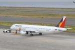 kuro2059さんが、中部国際空港で撮影したフィリピン航空 A321-231の航空フォト(写真)