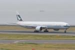 kuro2059さんが、中部国際空港で撮影したキャセイパシフィック航空 777-367/ERの航空フォト(写真)