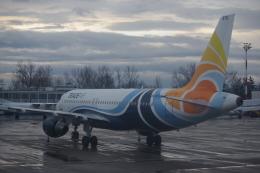 JA8037さんが、ザグレブ空港で撮影したトレード・エア A320-212の航空フォト(飛行機 写真・画像)