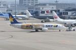 kuro2059さんが、中部国際空港で撮影したスカイマーク 737-86Nの航空フォト(写真)