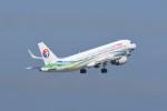 kuro2059さんが、中部国際空港で撮影した中国東方航空 A320-214の航空フォト(写真)