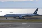 kuro2059さんが、中部国際空港で撮影したキャセイパシフィック航空 777-367の航空フォト(写真)