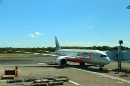 レガシィさんが、ケアンズ空港で撮影したジェットスター 787-8 Dreamlinerの航空フォト(飛行機 写真・画像)