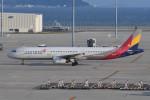 kuro2059さんが、中部国際空港で撮影したアシアナ航空 A321-231の航空フォト(写真)