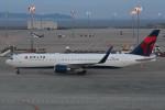 kuro2059さんが、中部国際空港で撮影したデルタ航空 767-332/ERの航空フォト(写真)