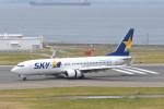 kuro2059さんが、中部国際空港で撮影したスカイマーク 737-8FZの航空フォト(写真)