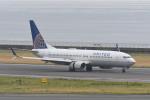 kuro2059さんが、中部国際空港で撮影したユナイテッド航空 737-824の航空フォト(写真)