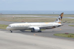 kuro2059さんが、中部国際空港で撮影したエティハド航空 787-9の航空フォト(写真)
