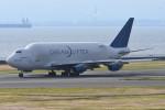 kuro2059さんが、中部国際空港で撮影したボーイング 747-409(LCF) Dreamlifterの航空フォト(写真)
