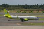 SmithNewmanさんが、成田国際空港で撮影したジンエアー 737-86Nの航空フォト(写真)