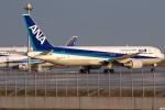 グリスさんが、羽田空港で撮影した不明 767-300の航空フォト(写真)