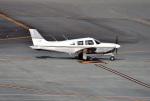 mojioさんが、静岡空港で撮影した日本個人所有 PA-28R-201 Arrowの航空フォト(飛行機 写真・画像)