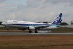 endress voyageさんが、伊丹空港で撮影した全日空 737-881の航空フォト(写真)