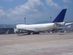 ken1☆MYJさんが、北九州空港で撮影したアエロトランスカーゴ 747-412F/SCDの航空フォト(写真)