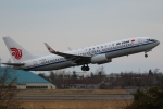 やまけんさんが、仙台空港で撮影した中国国際航空 737-89Lの航空フォト(写真)