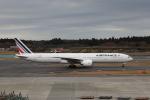 VEZEL 1500Xさんが、成田国際空港で撮影したエールフランス航空 777-328/ERの航空フォト(写真)