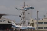 木人さんが、那覇空港で撮影した海上保安庁 S-76Dの航空フォト(写真)
