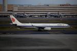 ja007gさんが、羽田空港で撮影した中国国際航空 A330-343Xの航空フォト(写真)