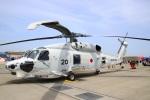 zero1さんが、岩国空港で撮影した海上自衛隊 SH-60Kの航空フォト(写真)