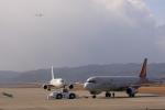 元青森人さんが、仙台空港で撮影した日本航空 767-346/ERの航空フォト(写真)
