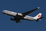 木人さんが、成田国際空港で撮影した中国国際航空 A330-243の航空フォト(写真)