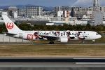 一般人さんが、伊丹空港で撮影した日本航空 767-346/ERの航空フォト(写真)