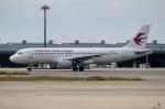ハピネスさんが、関西国際空港で撮影した中国東方航空 A320-214の航空フォト(飛行機 写真・画像)