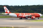 Kuuさんが、成田国際空港で撮影したインドネシア・エアアジア・エックス A330-343Xの航空フォト(飛行機 写真・画像)
