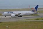 amagoさんが、関西国際空港で撮影したユナイテッド航空 787-8 Dreamlinerの航空フォト(写真)