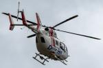 みぐさんが、富士スピードウェイで撮影したセントラルヘリコプターサービス BK117C-2の航空フォト(写真)