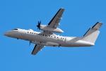 Flankerさんが、横田基地で撮影したアメリカ企業所有 DHC-8-315B Dash 8の航空フォト(写真)