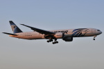 Orange linerさんが、成田国際空港で撮影したエジプト航空 777-36N/ERの航空フォト(写真)